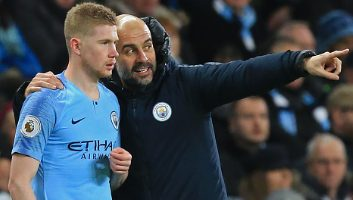 Manchester City  3 - 0  Wolverhampton Wanderers