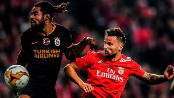 Benfica  0 - 0  Galatasaray