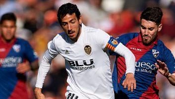 Valencia  2 - 1  SD Huesca
