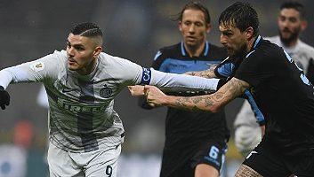 Inter 1 - 1 Lazio