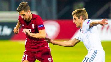 Latvia  0 - 3  Georgia
