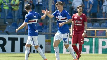 Sampdoria Vs Cagliari 29 Apr 2018 Video Highlights Footyroom