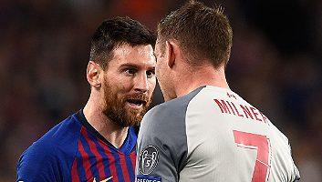 Barcelona  3 - 0  Liverpool