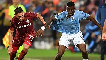 CFR Cluj  2 - 1  Lazio