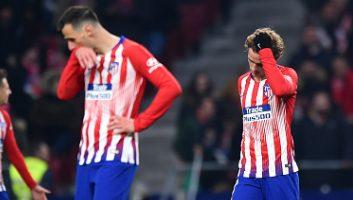 Atletico Madrid  3 - 3  Girona
