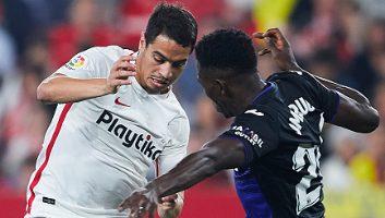 Sevilla  0 - 3  Leganes