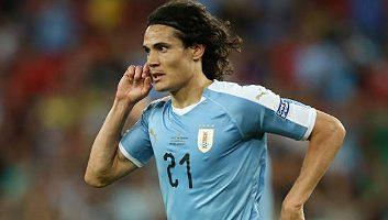 Chile  0 - 1  Uruguay