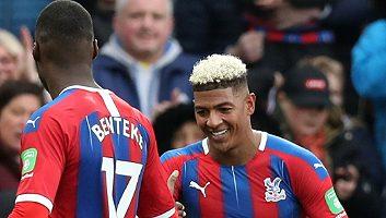 Crystal Palace  1 - 0  Newcastle United