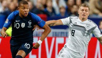 France  2 - 1  Germany