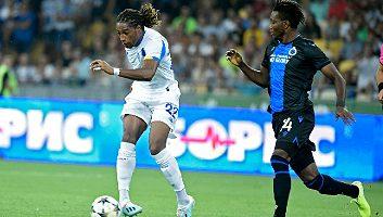 Dynamo Kyiv  3 - 3  Club Brugge