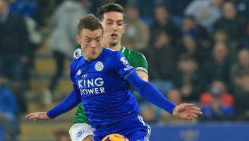 Leicester City  2 - 1  Brighton & Hove Albion