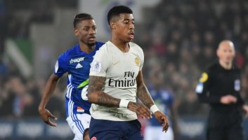 Strasbourg  1 - 1  Paris Saint-Germain