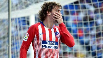 Espanyol  3 - 0  Atletico Madrid