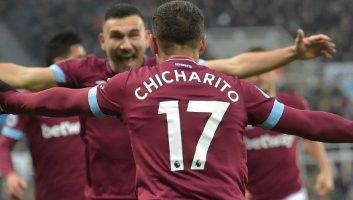 Newcastle United  0 - 3  West Ham United