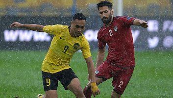 Afghanistan  1 - 2  Malaysia