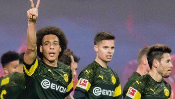 RasenBallsport Leipzig  0 - 1  Borussia Dortmund