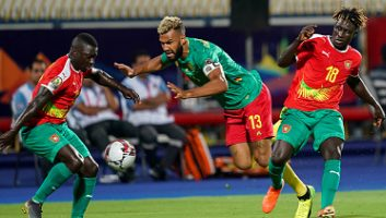 Highlight: Cameroon vs Guinea-Bissau