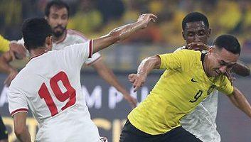 Malaysia  1 - 2  UAE