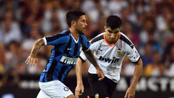 Valencia  1 - 1  Inter