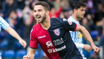 Cagliari  2 - 1  SPAL