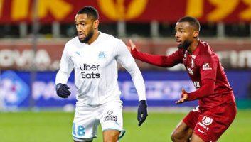 Metz  1 - 1  Marseille