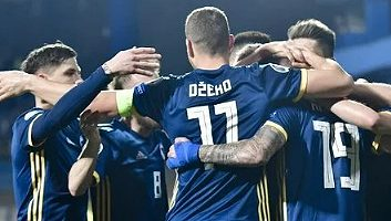 Bosnia and Herzegovina  2 - 1  Armenia