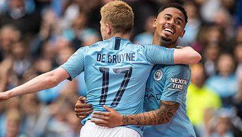 Manchester City  6 - 0  Watford