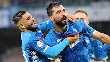 SSC Napoli  1 - 0  SPAL