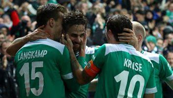 Werder Bremen  3 - 1  Fortuna Duesseldorf