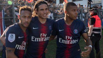 Nimes Vs Paris Saint Germain 1 Sep 2018 Video Highlights Footyroom