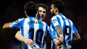 Mirandes  0 - 1  Real Sociedad