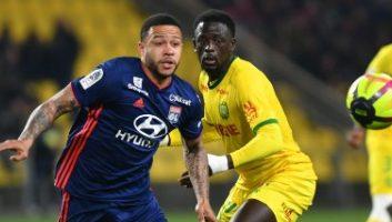 Nantes  2 - 1  Lyon