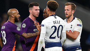 Tottenham Hotspur  1 - 0  Manchester City