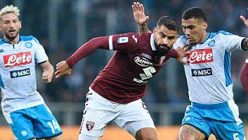 Torino  0 - 0  SSC Napoli
