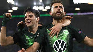 Wolfsburg  2 - 1  Malmoe FF