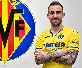 Villarreal have reportedly paid a club-record €23million to sign Paco Alcacer from Borussia Dortmund, who could seal a deal for Emre Can.