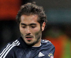 Real Madrid have announced the signing of Turkey international Hamit Altintop on a free transfer