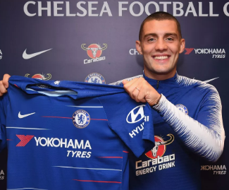 Mateo Kovacic has joined Chelsea from Real Madrid on a season-long loan deal.