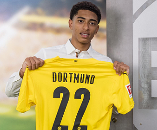 Borussia Dortmund have completed the signing of highly-rated 17-year-old Jude Bellingham from Birmingham City.