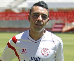 Liverpool striker Iago Aspas joins Sevilla on season-long loan deal.