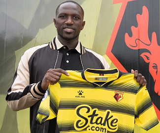 Watford have announced the signing of Moussa Sissoko from Tottenham Hotspur.