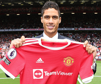 Manchester United have announced the signing of Raphael Varane, keeping him at the club until June 2025.