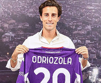 Real Madrid have confirmed defender Alvaro Odriozola has joined up with Serie A giants Fiorentina on a season long loan deal.