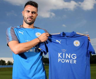 Leicester have signed Sevilla captain Vicente Iborra for an undisclosed fee, believed to be £12m.