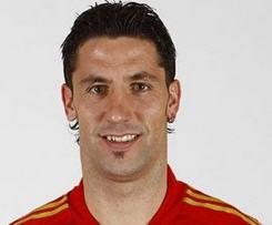 Espanyol sign Benfica fullback Joan Capdevila.