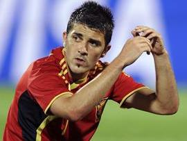 The Catalans have secured the services of David Villa from Valencia