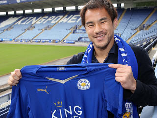 Leicester City secure signing of Shinji Okazaki from Mainz.