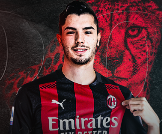 AC Milan announce the signing of the spanish footballer Brahim Abdelkader Díaz from Real Madrid CF on loan until June 30, 2021.
