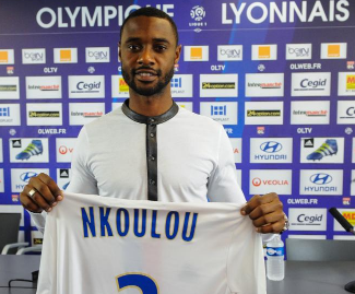 Nicolas N'Koulou has decided to join Lyon on a free transfer.