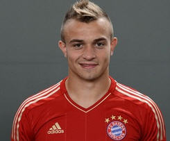 Bayern Munich have won the race for highly-coveted Basel playmaker Xherdan Shaqiri.